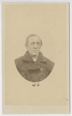 Prisoner William DAWSON